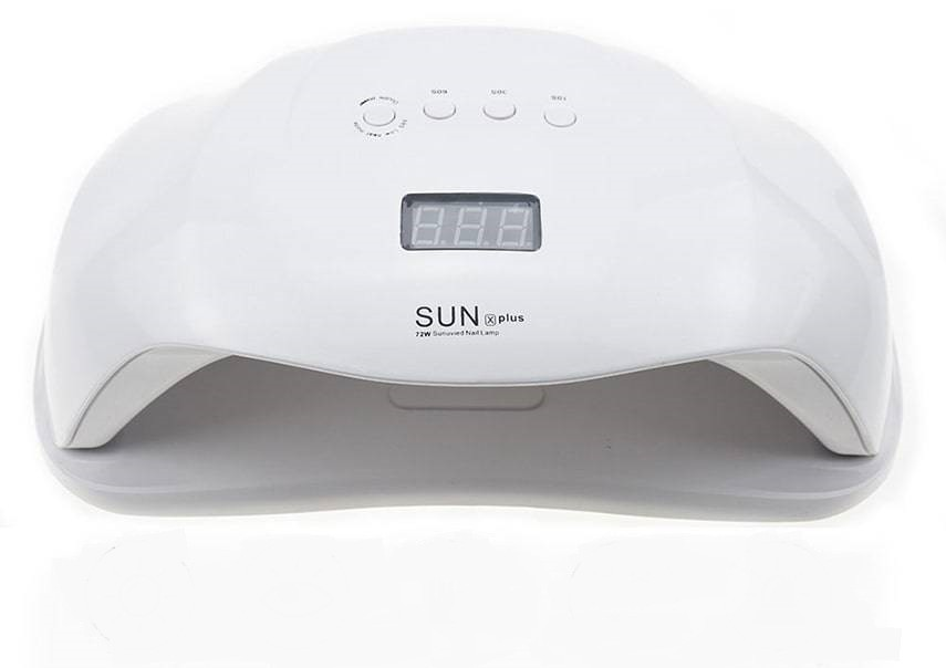 "ЛАМПА UV/LED ""SUN"" X PLUS, 72W"